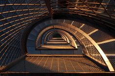 time tunnel by Martin Muehlhaeuser on 500px