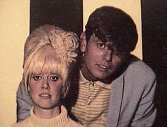 Cindy & Ricky Wilson of The B 52's
