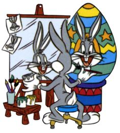 cartoons easter - Google Search