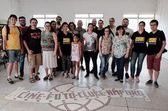 Cine Foto Clube faz Passeio Fotográfico em Amparo