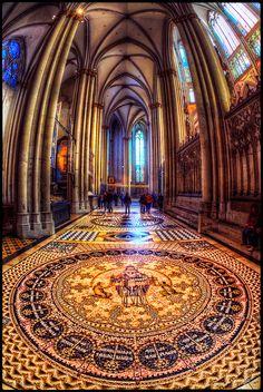 世界遺産 ケルン大聖堂の画像 ケルン大聖堂の絶景写真画像  ドイツ