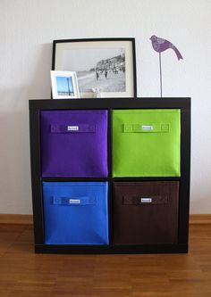 filz regalkorb schrankkorb ordnungshelfer korb kiste. Black Bedroom Furniture Sets. Home Design Ideas