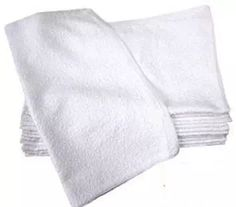 24 new 100/% cotton commercial hand towels utility gym hotel motel 15x25 deal!