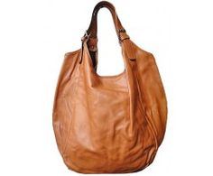 Grand sac cabas cuir marron whisky - Modèle JESSY taille XL à découvrir sur Saheline.com   Saheline.com. Disponible de nouveau à partir de janvier 2016 ;)