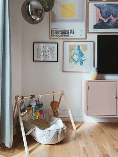 Nordic Home, Cool Rooms, Baby Room, Toddler Bed, Gallery Wall, Nursery, Furniture, Mom, Home Decor