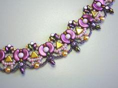 Tutorial Dantella Halskette Arcos und Minos Kheops von zviagil