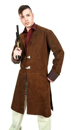 Officially Licensed Brown Coat Turns You Into Malcolm Reynolds
