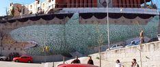 C'è anche il writer bolognese Blu nella lista dei migliori artisti di strada al mondo stilata dal quotidiano inglese  The Guardian , assieme a nomi come Banksy e a Keith Haring  (foto tratte dal sito di Blu)
