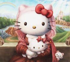 Sanrio: Hello Kitty and Charmmy Kitty