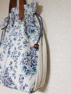 Hand Stitching, Drawstring Backpack, Bucket Bag, Bags, Stitches, Fashion, Handbags, Moda, Stitching