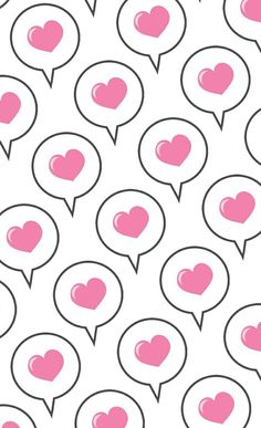 Ideas Wall Paper Whatsapp Pink Iphone For 2019 Love Pink Wallpaper, Heart Wallpaper, Trendy Wallpaper, Cellphone Wallpaper, Screen Wallpaper, Cute Wallpapers, Iphone Wallpaper, Whatsapp Pink, Tumblr Flower