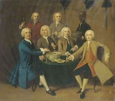 18th century drinking punch - Google Search