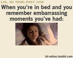 relatable post yes!! thats me, and I cant stand it! lol