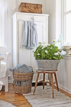 Accessories to decorate in style shabby chic (15)