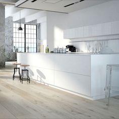planer kuchenland for latest Luxury Flooring, Light Oak, Küchen Design, Dining Table, Grey, Kitchen, Furniture, Floors, Home Decor