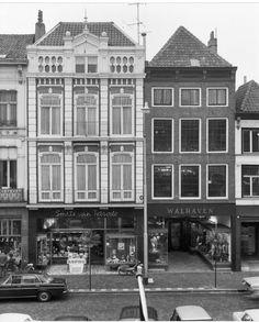 Grote Markt Breda (jaartal: 1970 tot 1980) - Foto's SERC
