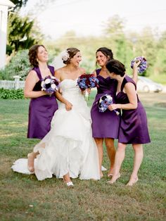 #BridalParty For more insipiration visit us at https://facebook.com/thewedco or http://www.theweddingcompany.ie