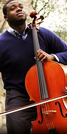 Cellist and beat-boxing sensation Kevin Olusola is a member of the a cappella group Pentatonix. He performed at Carnegie Hall twice as soloist on the cello and saxophone, and was on NPR's From The Top.