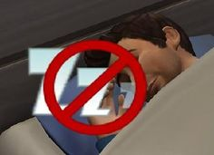 Mod The Sims - No Zzz for Sims 4