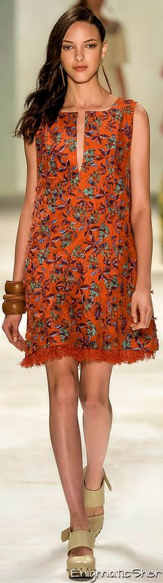 Cantão Summer 2015 Ready-To-Wear