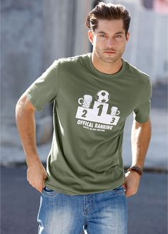 #t_shirt with #print #bonprix