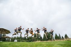 Funny Wedding Photos Groomsmen - You'll likely spend months planning the perfect wedding day — but it's the unscripted parts of the day that become the most memorable. These silly moments captured on camera are guaranteed to make you smile. Wedding Poses, Wedding Shoot, Wedding Portraits, Wedding Ideas, Formal Wedding, Wedding Stuff, Wedding Dresses, Wedding Photography Styles, Photography Ideas