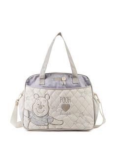 Pooh Bear Nappy Bag