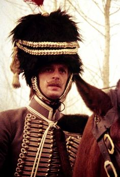 """Keith Carradine in """"The Duellists"""""""