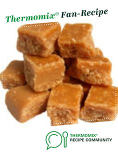 Recipe Scottish Tablet by Stephanie, learn to make this recipe easily in your kitchen machine and discover other Thermomix recipes in Baking - sweet. Homemade Christmas Gifts, Christmas Treats, Scottish Tablet Recipes, Xmas Hampers, Hamper Ideas, Food N, Bellini, Vegan Desserts, Puddings