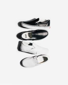 7c2db60314 Vans Vault Classic Slip-On  VLT Leather   Vans  Vault  Fashion