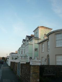 Streets of Seaview, Isle of Wight