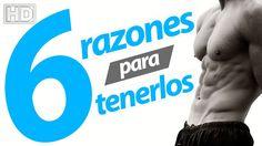 6 RAZONES PARA TENER UN SIX PACK DESARROLLADO Y FUERTE | Rafa Martín