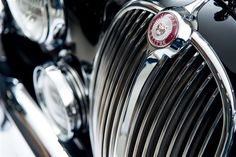1960 Jaguar MK 2 Sedan