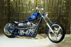 West Coast Choppers - Bikes