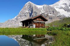 Wunderschönes Österreich - Warum ein Ferienhaus Ihnen neue Energie geben wird Nationalparks, Seen, Tricks, Cabin, House Styles, Home Decor, Mountain Landscape, Health Benefits, Waterfall