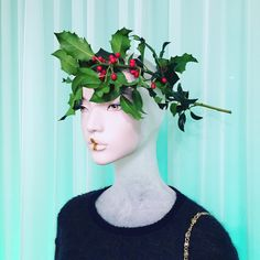 www.l-ismore mannequin styling / green inspiration