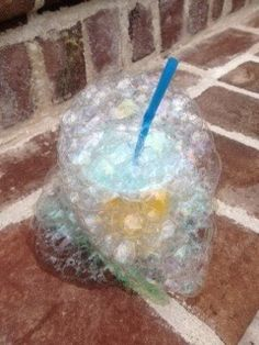Dr. Jean & Friends: BUBBLE CUPS!!!