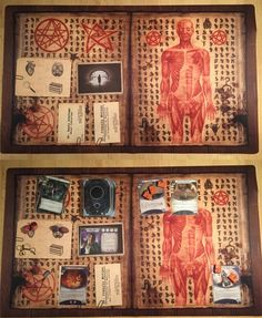 """Necronomicon Style Playmat (24""""x14"""") 