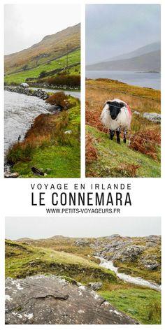 Journal d'un voyage en Irlande : la traversée du Connemara sous la pluie. Retour sur un road trip irlandais un jour de brouillard.