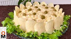 """Салат """"Золотой Петушок""""   Golden Cockerel salad   Ольга Матвей"""