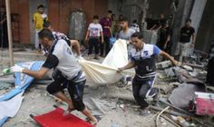 Human Rights Watch on Monday accused Israel of killing civilians as they attempted to flee a stricken neighbourhood of Gaza, in what it said would amount to a war crime. In a report that cited Palestinians who managed to get out of Khuza'a, HRW said the attacks on the town near the southern city of […]