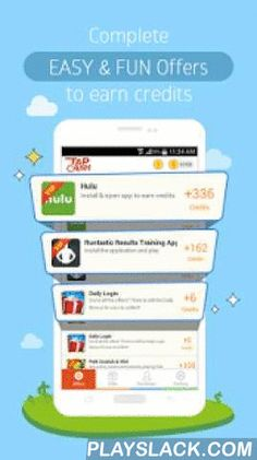 Tap Cash Rewards - Make Money  Android App - playslack.com ,  Tap Cash Rewards – The Best App to Make MoneyTry free apps & games, watch videos and get rewarded with awesome gift cards & PayPal cash rewards for free!Daily Tap. Free Cash!===Over 15 gift card options available and we keep adding===Paypal, Google Play, Amazon, Skype, Freecharge, Koodo, Fido, TELUS, TrueMoney, Happycash, T-Mobile, Target, MOL, paysafecard, G2A, Tama Reload etc...===How to Make Money=== Download and…