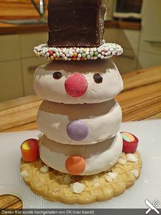 Weihnachten Tinkling pepper-tree snowman with children. Christmas Baking, Christmas Treats, Winter Christmas, Christmas Cookies, Christmas Time, Xmas, Pepper Tree, Food Humor, Cookies Et Biscuits