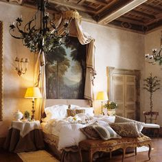 antique bed coronet - Google Search