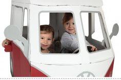 Kampini - der Volkswagen Spielbus T1