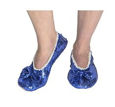 Snoozies Brilliance Bling Sequin Metallic Shine Slippers – New 2016 Colors Slipper Socks, Slippers, Gag Gifts, Metallica, Bling, Sequins, Shoes, Gift Ideas, Friends