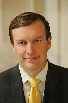 2016 Chris Murphy, US Senator, official portrait, 113th Congress' Connecticut, Wikipedia
