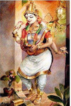 SRI MAHALAKSHMI-VISHNU.