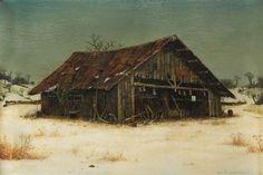 La ferme von Albert Drachkovitch