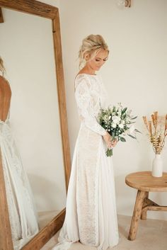 Wedding Dress Vintage Ideas ||